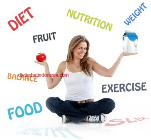 rahasia diet
